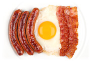 JC Bacon Egg and Sausage