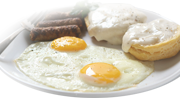 JC Biscuits and Gravy