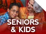 Seniors and Kids Menu