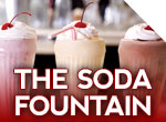Soda Fountain Menu