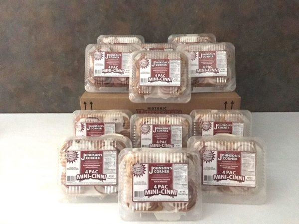 Johnson's Corner Mini Cinnamon Rolls