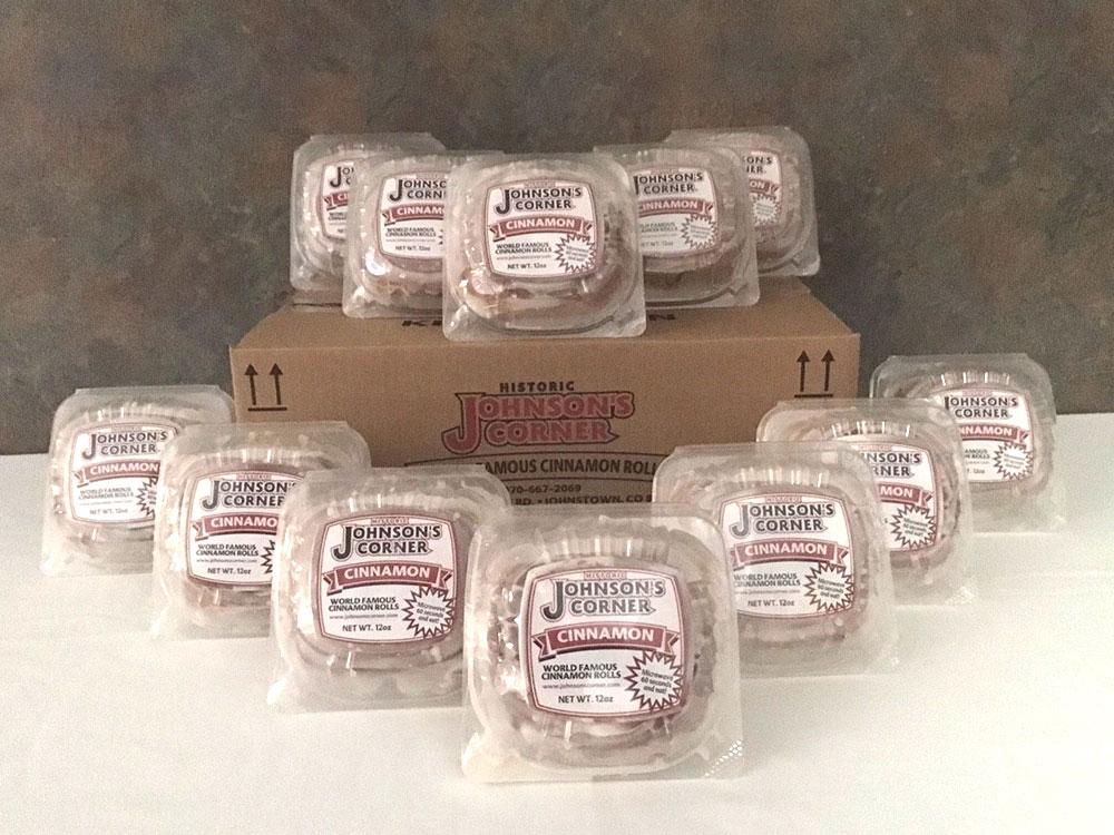 Cinnamon rolls - 12 pack