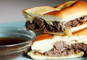 JC French Dip Sandwich